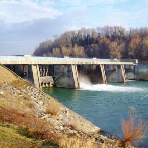 Entreprise de peinture Peinture industrielle - Vannes de barrage Motz