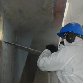 Entreprise de peinture - Essais cryogénie - antirouille - anticorrosion peinture industrielle