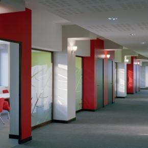 Maison des associations Peinture - revêtement intérieur