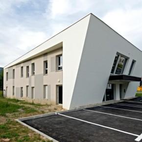 Voreppe Battaglino - entreprise de peinture - façade ravalement