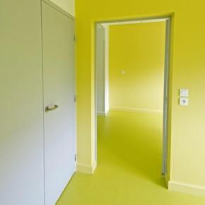 IME Institut Médico Educatif Tullins - Peinture intérieure