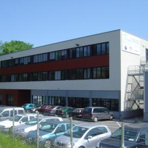 CFA l'errier - entreprise de peinture - bâtiment - façade Grenoble - isère